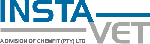 Instavet, a division of Chemfit (Pty) Ltd Mobile Retina Logo