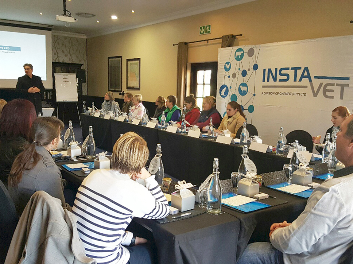 Instavet Ladies Information Day